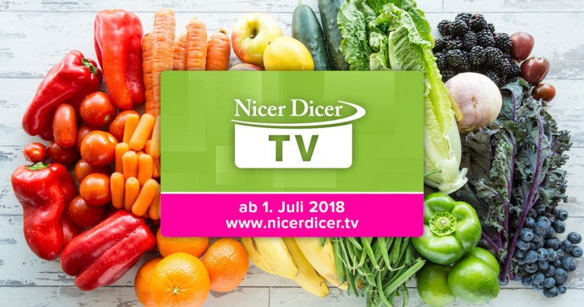 Banner NDTV 1200x630 830x436 - Brandneuer TV-Sender: Nicer Dicer TV