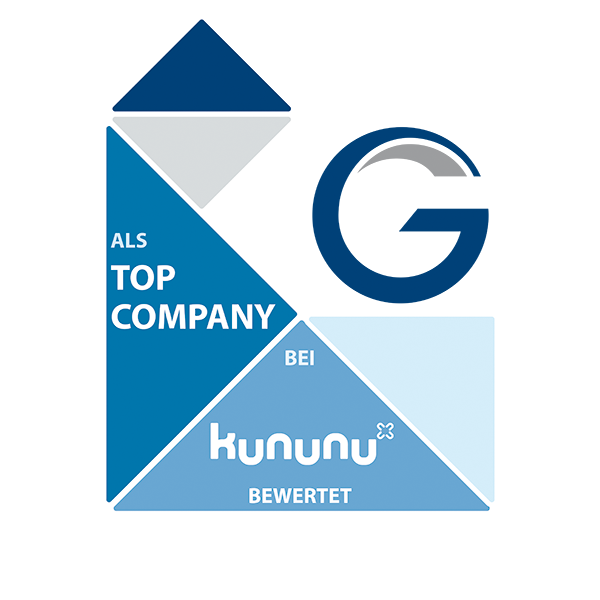 Siegel kununu TOP Company 01 - Job & Karriere