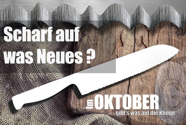 Nicer Dicer Messer auf Holz Teaser - Produktvorschau 10/2010