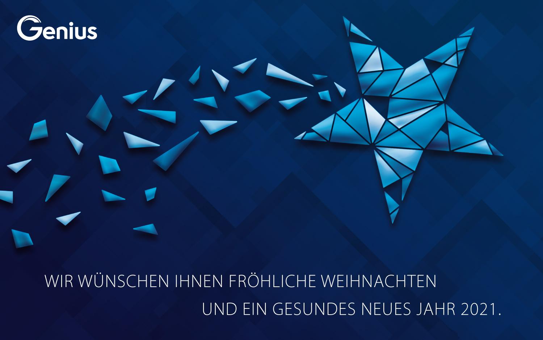 Genius Weihnachtskarte 2020 digital 1500x938px DE - Spenden der Firma Genius in der Weihnachtszeit