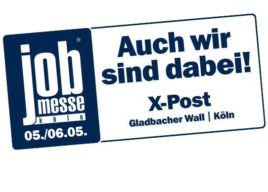 Jobmesse - Genius auf der Jobmesse Köln