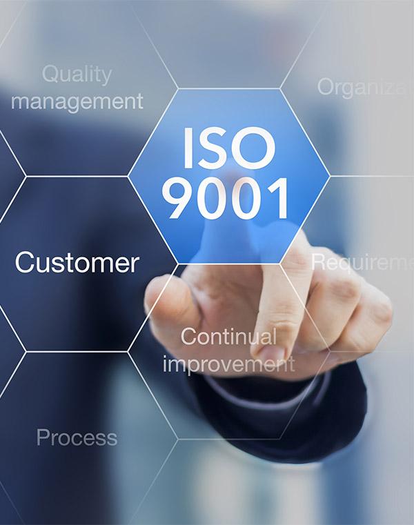 ISO9001 - Qualitätspolitik