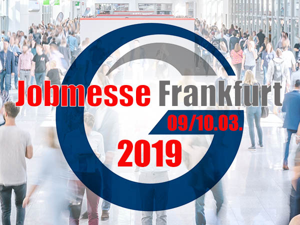 Jobmesse2019 - Genius auf der Jobmesse Frankfurt