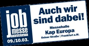 Jobmesse FRANKFURT 2019 300x156 - Genius auf der Jobmesse Frankfurt